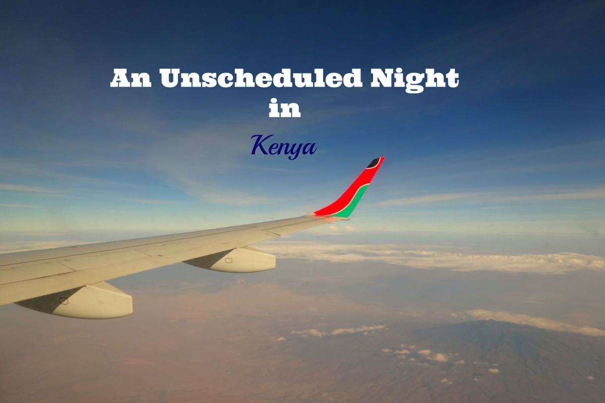 An Unscheduled Night in Kenya